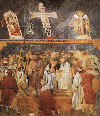 St. Francis of Assisi, Giotto