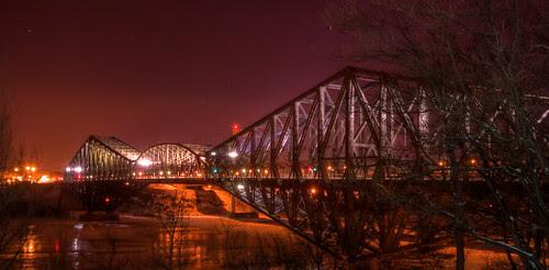 Old Quebec Bridge