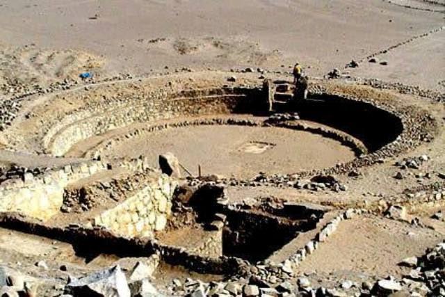 Αρχαίο ελληνικό Θέατρο Περού