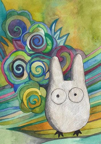Totoro by megan_n_smith_99
