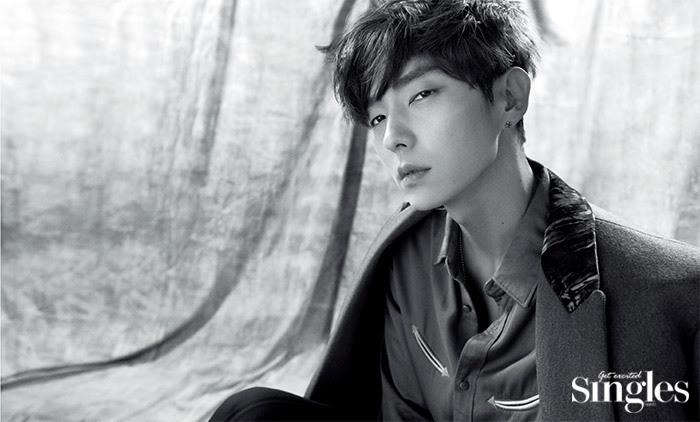 Lee Jun Ki - Singles Magazine November Issue '16
