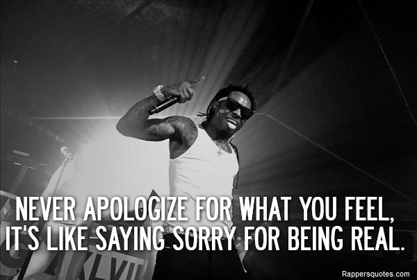 Pictures Of Lil Wayne Being Real Quotes Kidskunstinfo