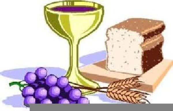 Free Clipart Communion Bread And Wine Free Images At Clkercom