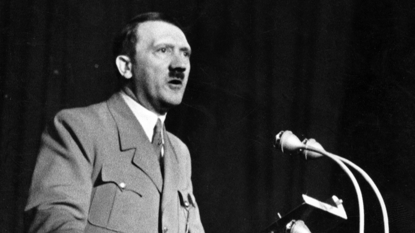 This Is The Only Known Recording Of Hitler's Normal Speaking Voice