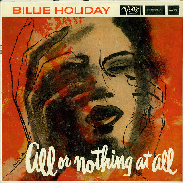 David Stone Martin - Billie Holiday