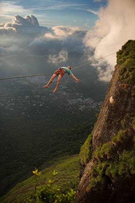 Rio High Lining
