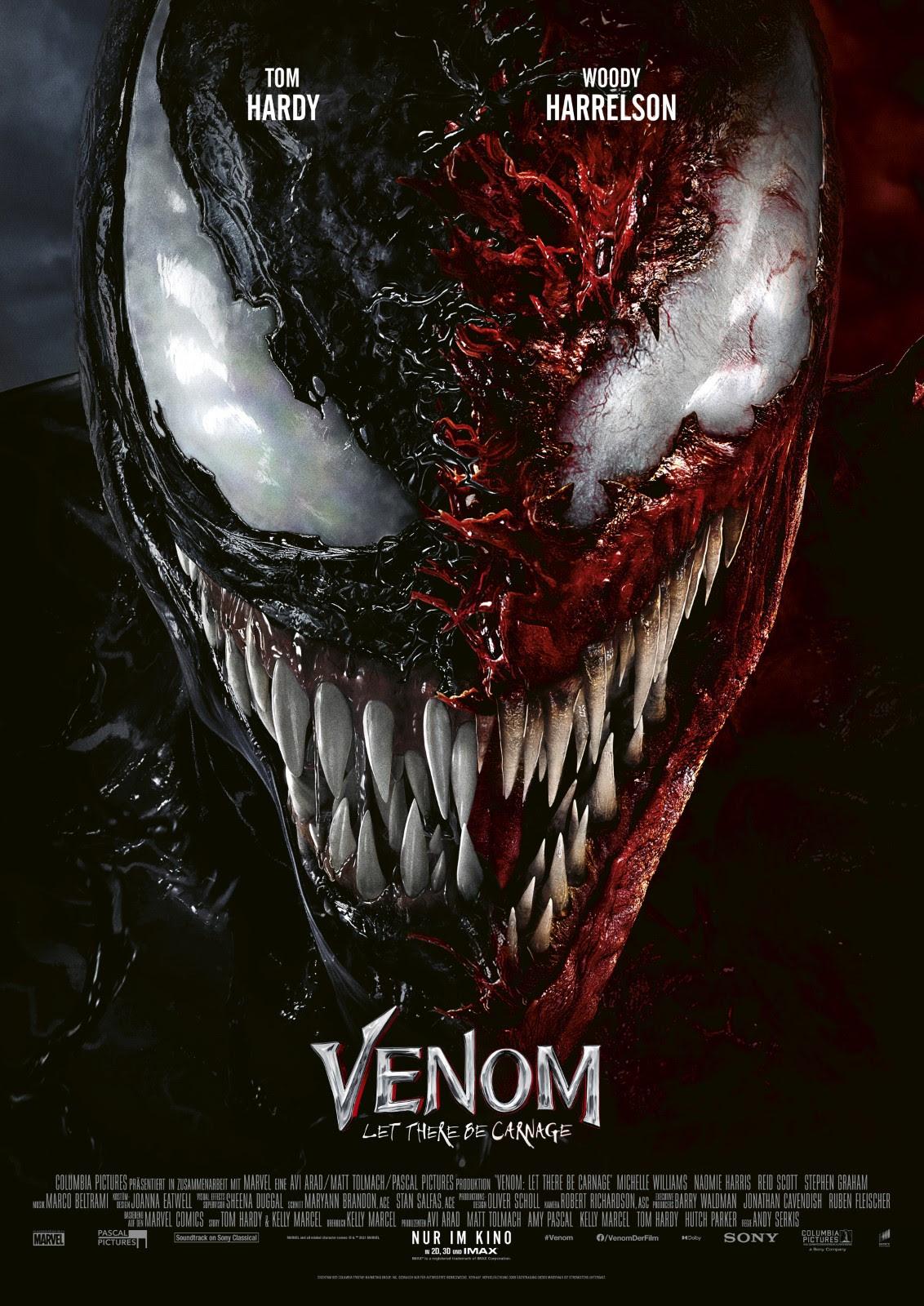 Kritik zu Venom 2: Let There Be Carnage: Weniger Schatten, aber auch weniger Licht - FILMSTARTS.de
