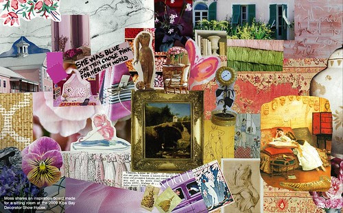 Charlotte Moss Decorates via 1stdibs - Interior Design