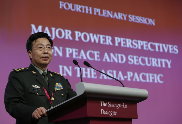 China advocates, implements security concept for Asia