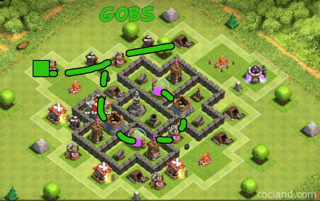 clash of clans base builder th5 travel blog trends