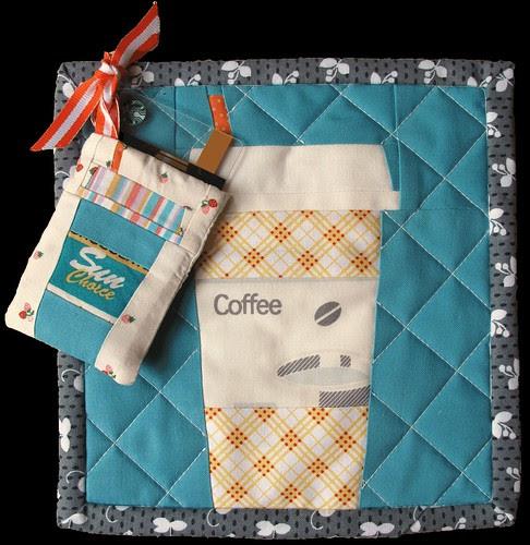 Latte to Go gift set