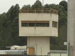 Penitenciária 1 de potim (Foto: Reprodução/TV Vanguarda)