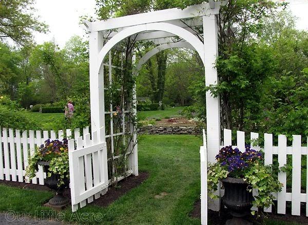 Our Little Acre The Gardens Of Beth Karp Cincinnati Oh