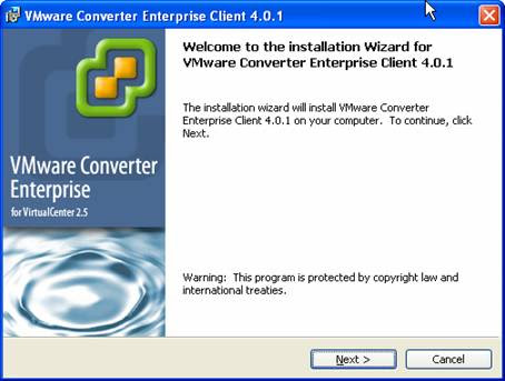 Wintel Interview Questions & Answers: What is VMware Converter?