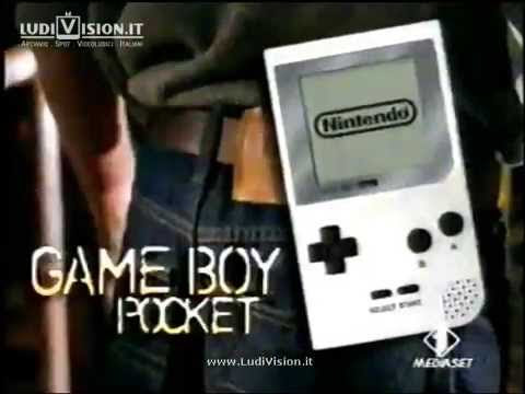 Game Boy Pocket Colorato (1997)