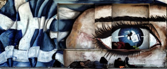 GREECE GRAFFITTI
