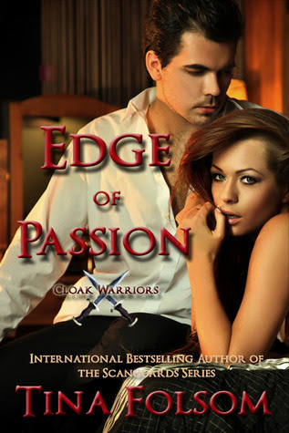 Edge of Passion (Cloak Warriors # 1)