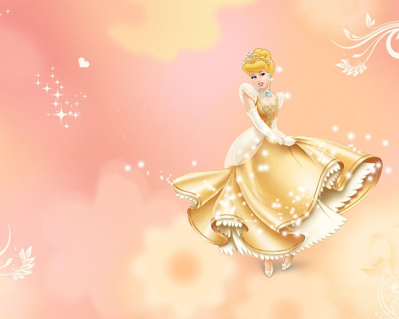 プリンセスディズニーアニメの壁紙 4 5 1280x1024 壁紙