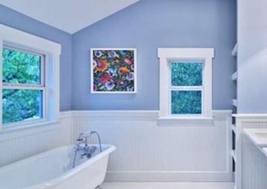 Blue Bathroom - Bathroom Paint Colors - 11 Ideas - Bob Vila