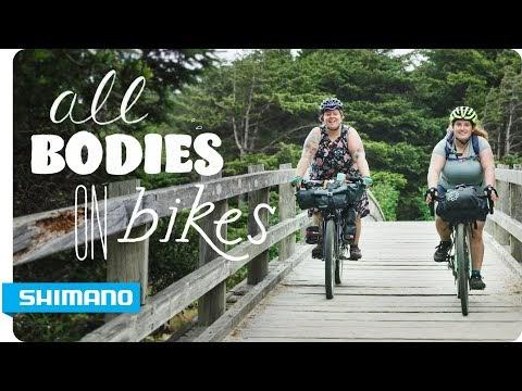 Este nuevo documental rompe barreras de tamaño en el ciclismo