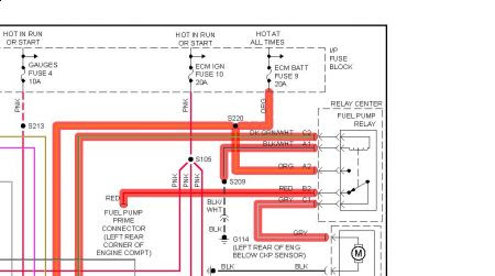 1996 Chevy S10 Fuel Pump Wiring Diagram
