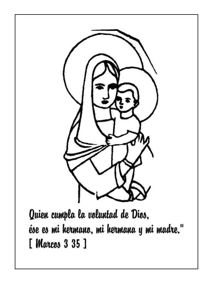 Para Niños Pintar Dibujos Bíblicos