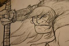 A bit more Conan...