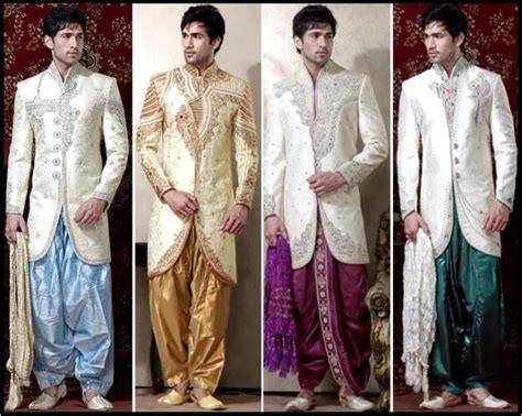 Indian Wedding Outfits for Men   Wedding Outfits