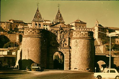 Toledo en 1973. Foto de Alwin Nöller