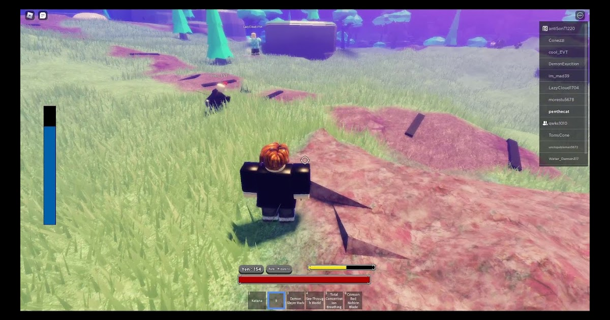 Demon slayer rpg 2 is a fangame on the popular manga/anime series demon slayer created by koyoharu gotouge. Demon Slayer Burning Ashes Codes - (vip servers do not ...