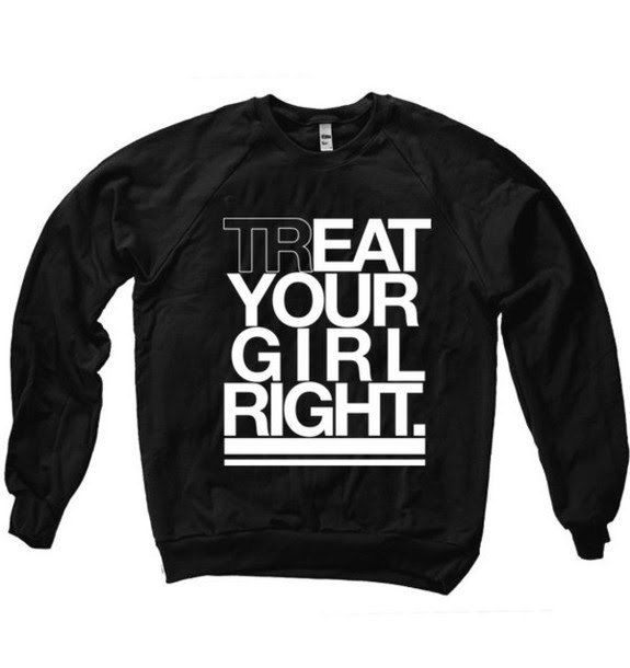 Funny Quote On It Black And White Sweater Valentines Day New