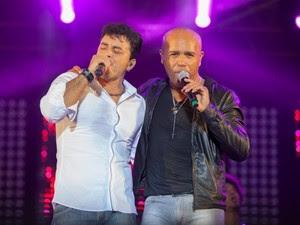 Rick e Renner (Foto: Vitor Salemo / Divulgação)