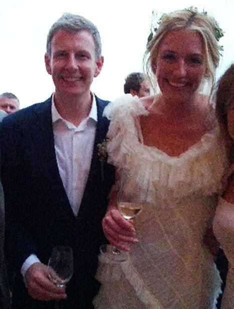 Cat Deeley Weds Comedian Patrick Kielty in Rome