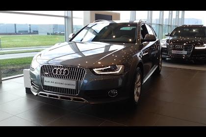 Audi A4 Allroad Review 2015