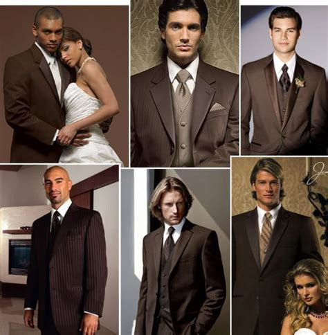 1000  images about Tuxedo's in Brown on Pinterest