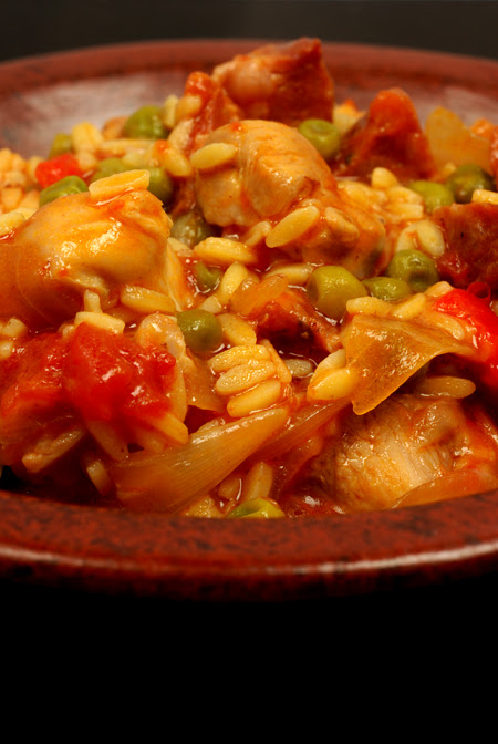 Orzo Paella© by Haalo