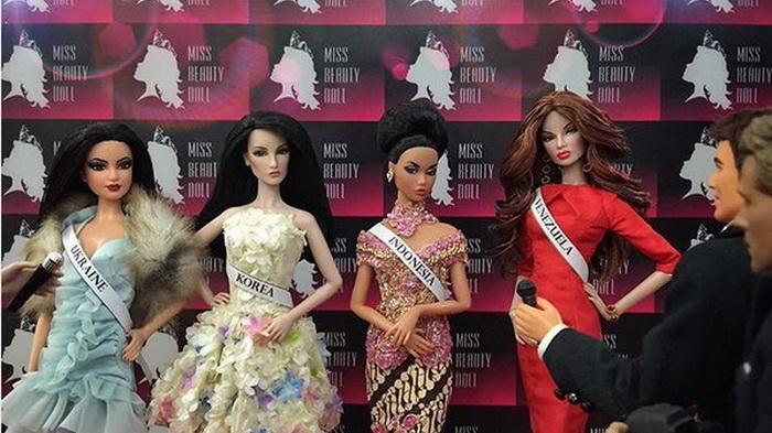 75 Gaya Baju Barbie Indonesia Paling Keren
