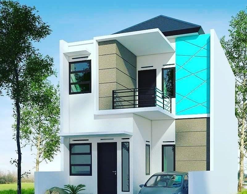Gambar Rumah Type 36 2 Lantai Minimalis Terbaru - Download ...