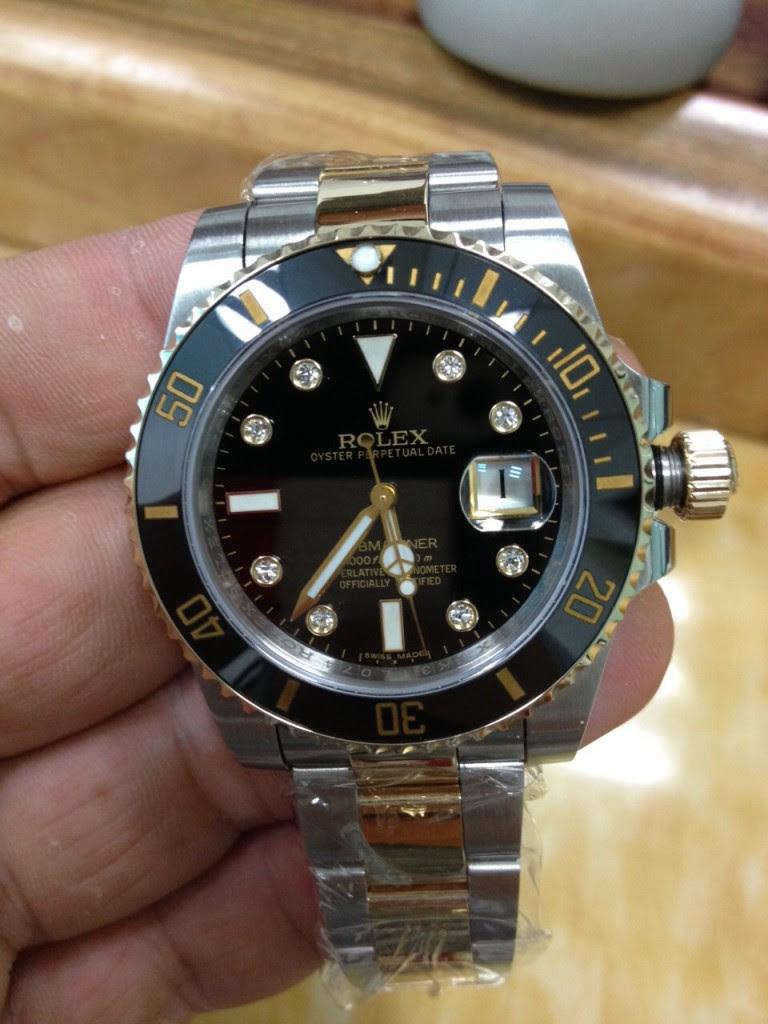 Rolex Submariner 116613 LN Replica 2