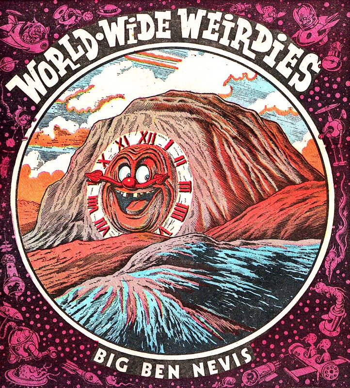 Ken Reid - World Wide Weirdies 123