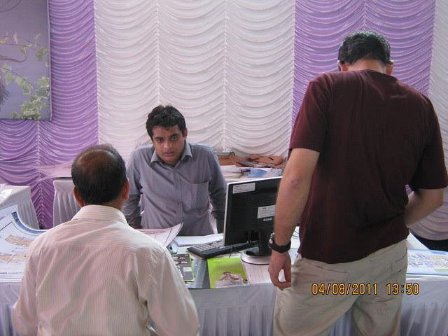 Explaining the 4 day launch offer of DSK Kunjaban - 1 BHK 2 BHK Flats - Punawale - off Mumbai Bangalore Bypass - Pune 411 045