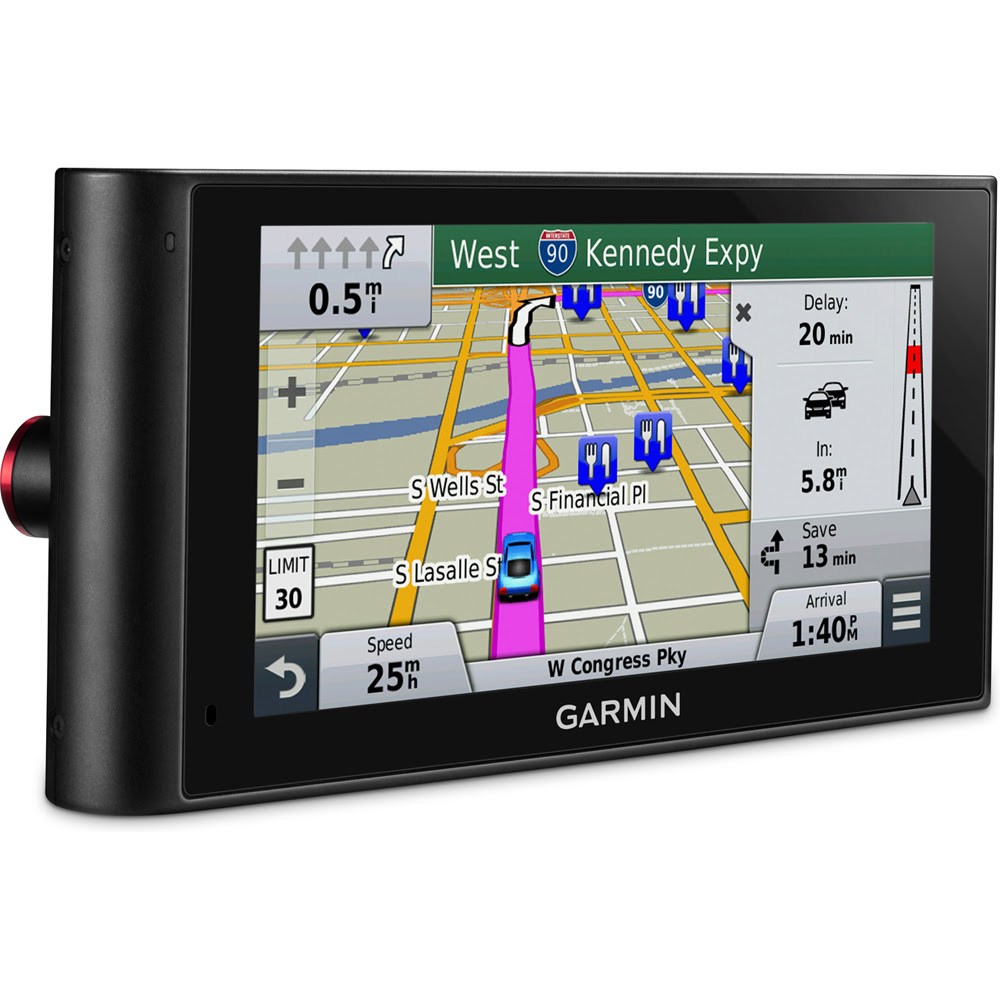 Garmin Nuvicam Lmthd 6 Gps Navigation Built In Dashcam