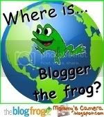 Blogger the frog