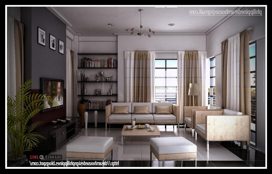 Get Interior Designs for Living Room with Drawing Room ...
