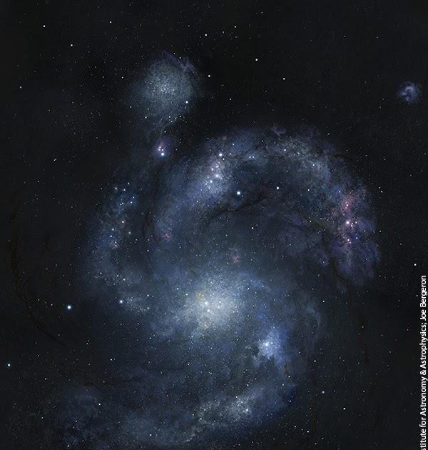 Sizzling Hot Galaxy Y