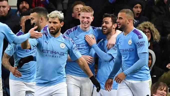 VIDEO: Manchester City 2:0 West Ham / Premier league