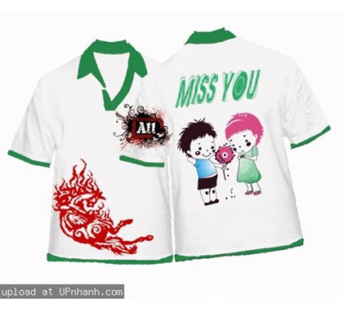 Shop áo đôi, áo đồng phục, áo thiết kế theo yêu cầu 4TEEN - Trang