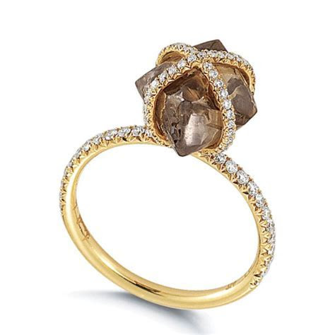 Top 10 Gold Engagement Rings in different Colors   TopTeny.com