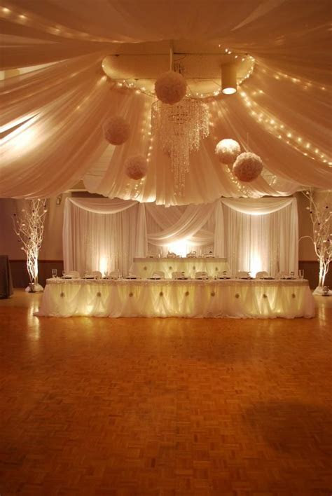 Best 25  Reception halls ideas on Pinterest   Decorating