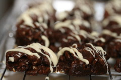 Chocolate Chunkers (Dorie Greenspan recipe)